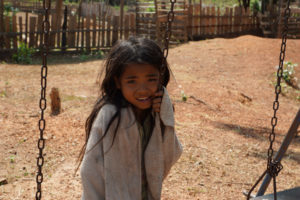 Lao Child