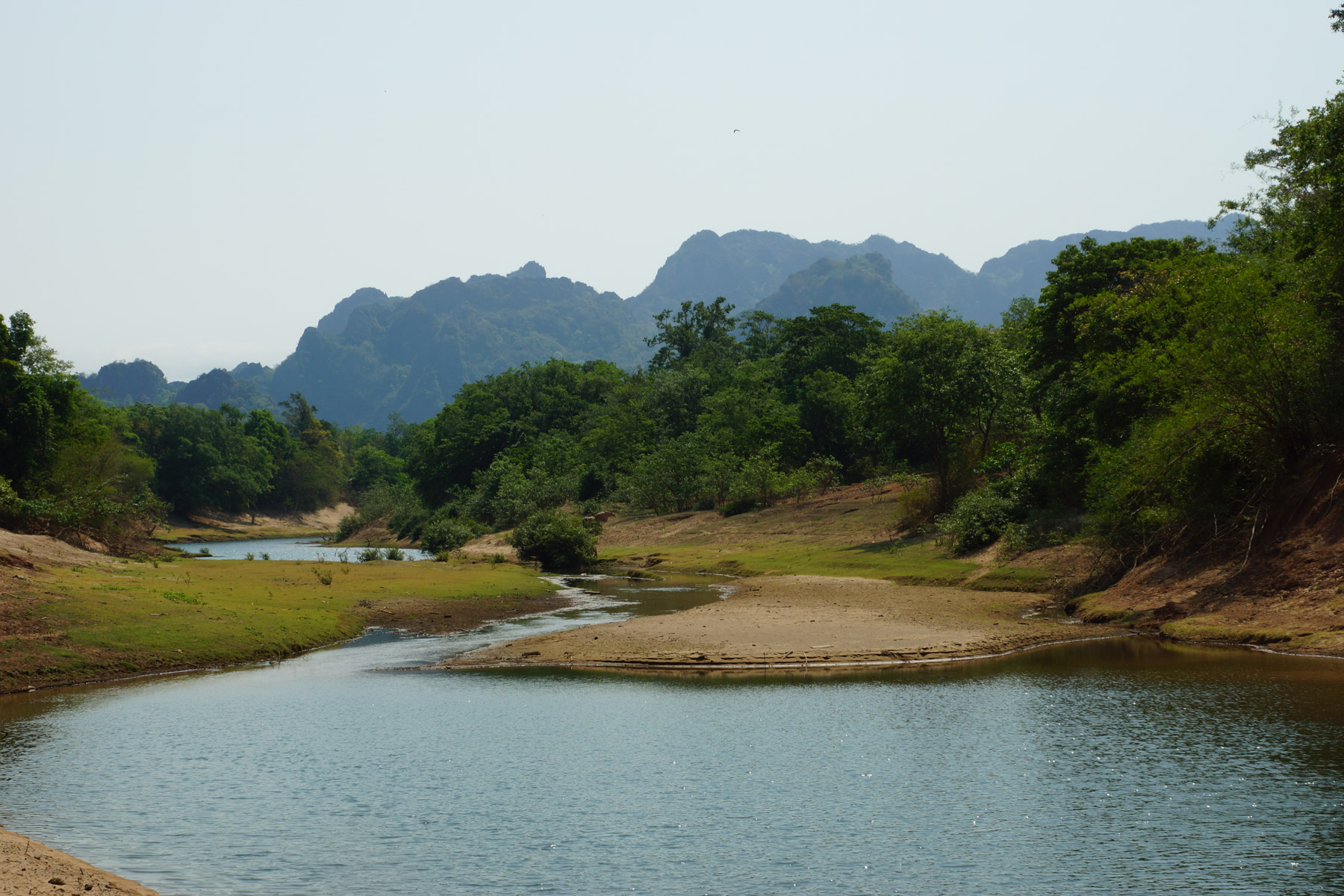 Beautiful Countryside of Laos