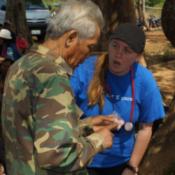 Volunteers Working in Laos